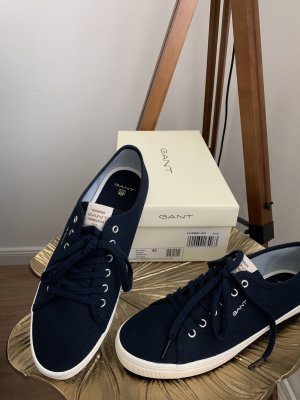 Gant Gr. 42 Sneaker Schuhe neu ungetragen blau - New Haven
