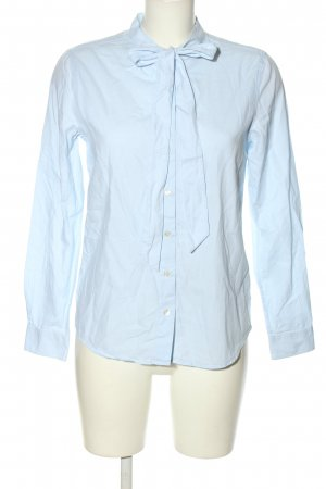 Gant Hemd-Bluse blau Business-Look