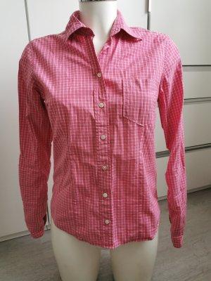 Gant Hemd Bluse pink rosa kariert Gr S