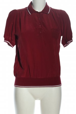 Gant Hemd-Bluse rot Casual-Look