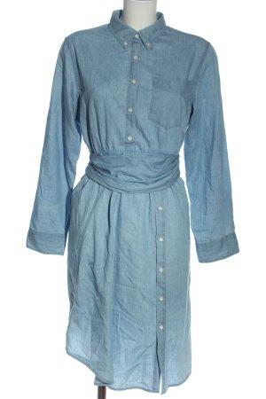 Gant Koszulowa sukienka niebieski W stylu casual