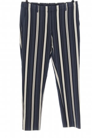 Gant High Waist Trousers striped pattern casual look