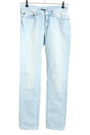 Gant High Waist Jeans blau Casual-Look