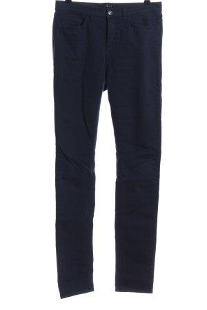 Gant Jeans a vita alta nero stile casual