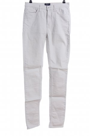 Gant High Waist Jeans hellgrau Casual-Look
