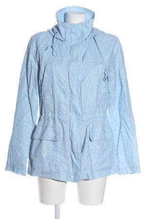 Gant Giacca con cappuccio blu stile casual