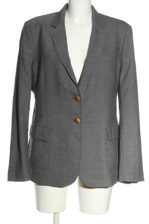 Gant Klassischer Blazer grigio chiaro elegante