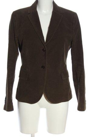 Gant Korte blazer bruin zakelijke stijl