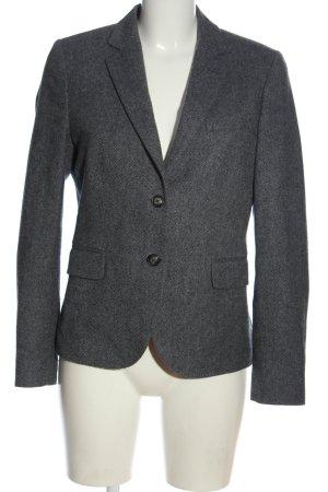 Gant Kurz-Blazer hellgrau Business-Look