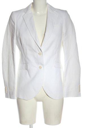 Gant Korte blazer wit zakelijke stijl