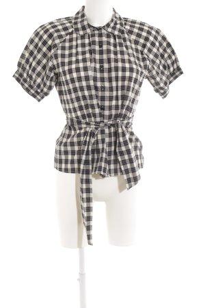Gant Camicia a maniche corte motivo a quadri stile casual