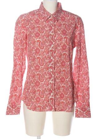 Gant Langarmhemd Allover-Druck Business-Look