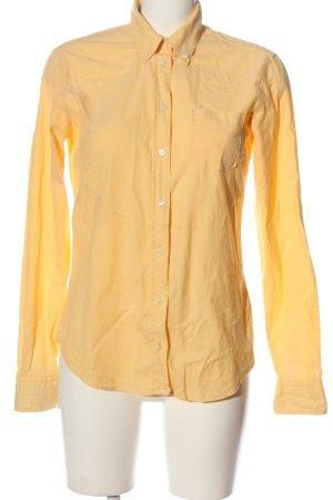 Gant Langarmhemd blassgelb Business-Look