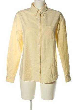 Gant Langarmhemd blassgelb Casual-Look