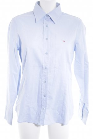 Gant Langarmhemd himmelblau Business-Look