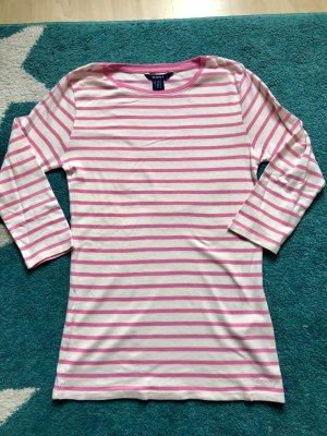 Gant Langarmshirt Shirt Gr.M rosa NEU