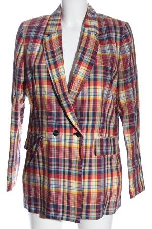 Gant Lange blazer volledige print elegant