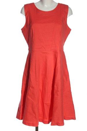Gant A-Linien Kleid rot Casual-Look