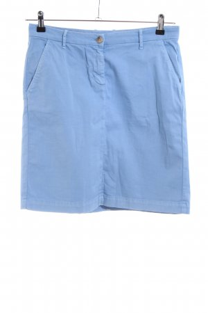 Gant Minirock blau Casual-Look