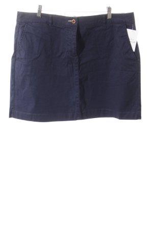 Gant Minirock blau schlichter Stil