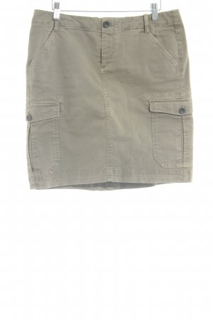 Gant Minirock grüngrau Casual-Look