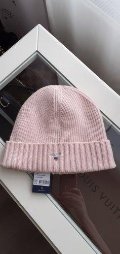 Gant Knitted Hat dusky pink-pink