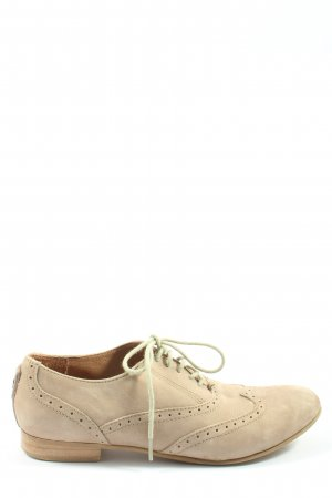 Gant Oxfords wolwit casual uitstraling