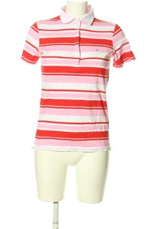 Gant Polo-Shirt Allover-Druck Casual-Look