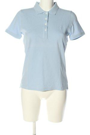 Gant Polo-Shirt blau Casual-Look