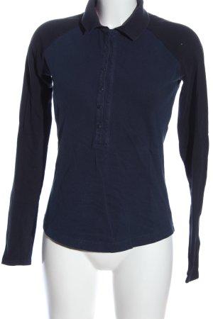 Gant Polo-Shirt Motivdruck Casual-Look