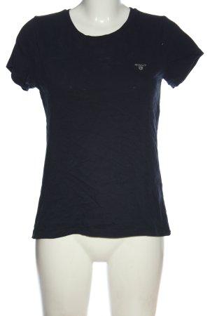 Gant T-Shirt blau Casual-Look