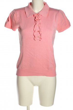 Gant Polo-Shirt pink Casual-Look