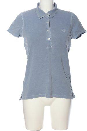 Gant Koszulka polo niebieski W stylu casual