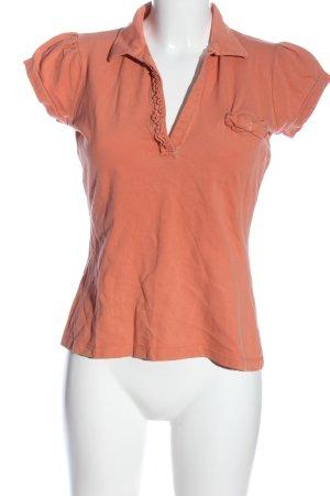 Gant Polo-Shirt nude Casual-Look