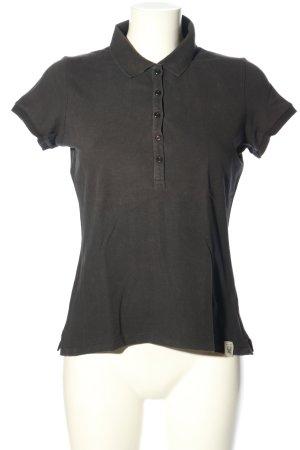Gant Polo-Shirt hellgrau Casual-Look