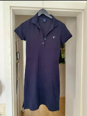 Gant Polo Dress dark blue