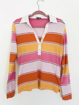 Gant Poloshirt Damen Größe S bunt gestreift