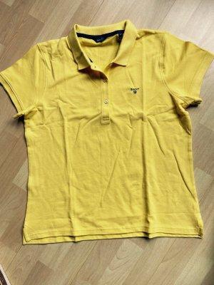 Gant Polo giallo Cotone
