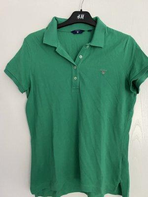 Gant Poloshirt Polo Gr. M Oberteil Shirt