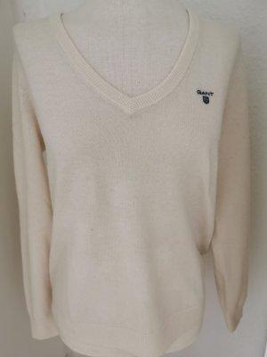 Gant Pullover mit Lammwolle
