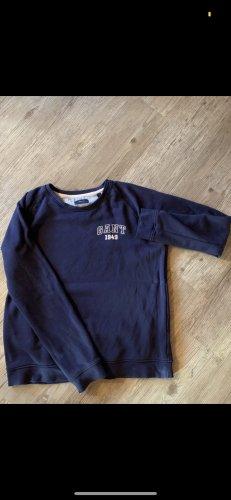 Gant Sweatshirt bleu foncé