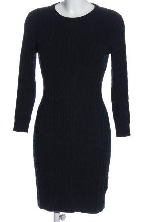 Gant Pulloverkleid blau Casual-Look