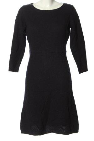 Gant Pulloverkleid schwarz Casual-Look