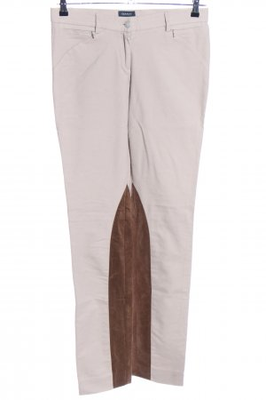 Gant Riding Trousers light grey-brown casual look