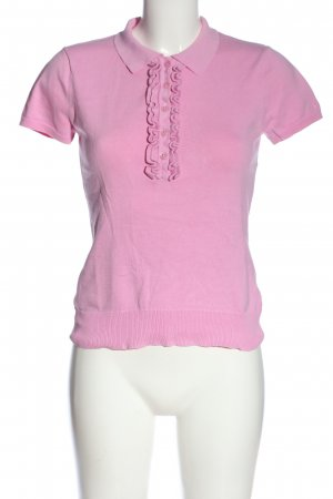 Gant Rippshirt pink Casual-Look