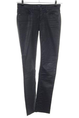 Gant Röhrenhose schwarz Casual-Look