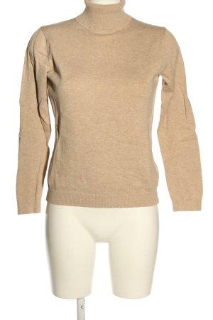 Gant Maglione dolcevita marrone stile casual