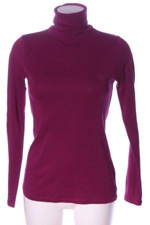 Gant Maglia a collo alto rosa stile casual