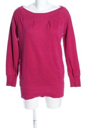 Gant Rundhalspullover pink Casual-Look