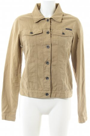 Gant Safari Jacket cream casual look